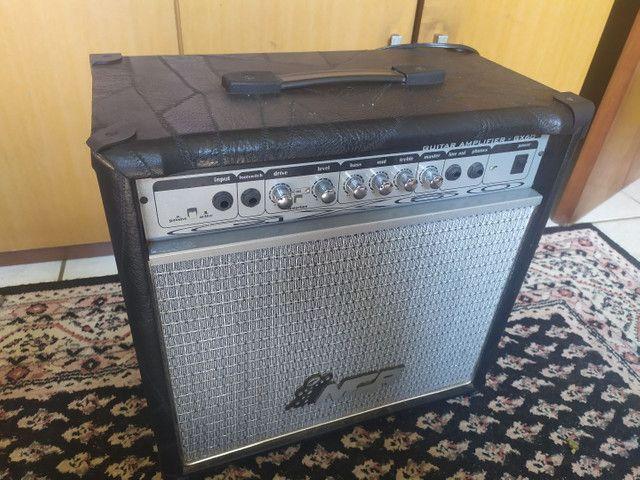 Caixa amplificada NCA GX60
