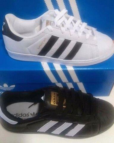 Tênis Adidas Superstar!!! - Foto 3