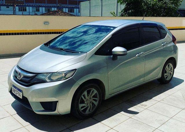 Honda New Fit 1.5 LX automático 2015 - Foto 3