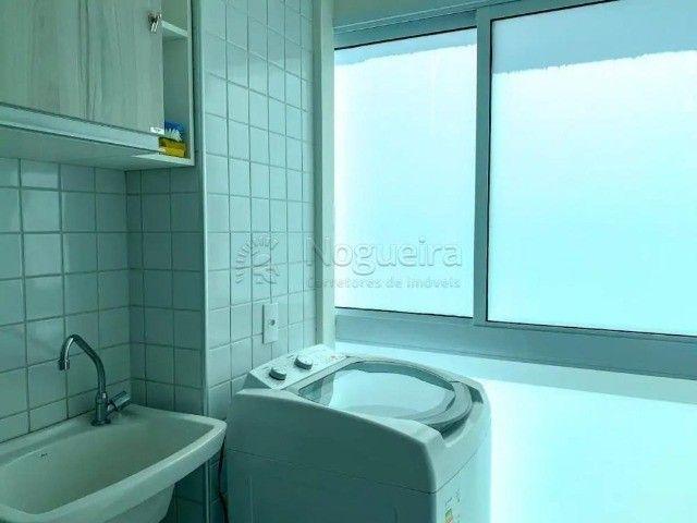 JO-Lindo apartamento mobiliado com 3/4 em Muro Alto - Foto 12