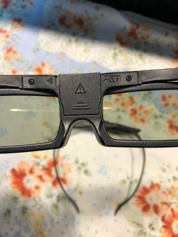 4 óculos 3D Ativo para TVs Philips  - Foto 4