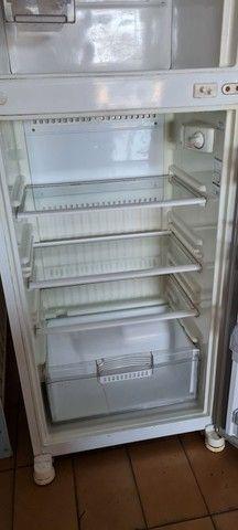 Geladeira dúplex 440 litros Brastemp degelo seco - ENTREGO  - Foto 6