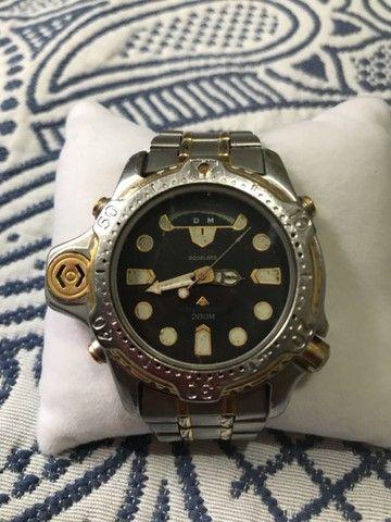 Relógio citizen aqualand americano  - Foto 3