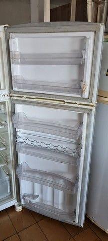 Geladeira dúplex 440 litros Brastemp degelo seco - ENTREGO  - Foto 4