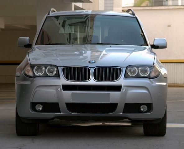 bmw x3 m 4x4 carro top e bem conservado ipva pago e pneus novos 2007 carros centro. Black Bedroom Furniture Sets. Home Design Ideas