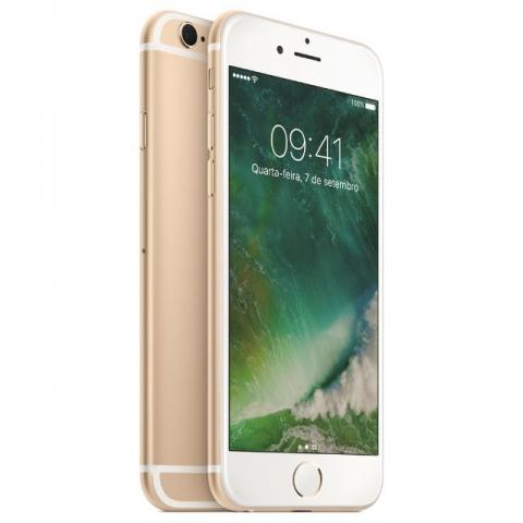 Iphone 6 16g. Gold e Space Gray - 4G