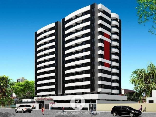Apartamento 03 quartos s/ 02 suítes, ÷ em 100 meses, 93m², DCE, Stella Maris