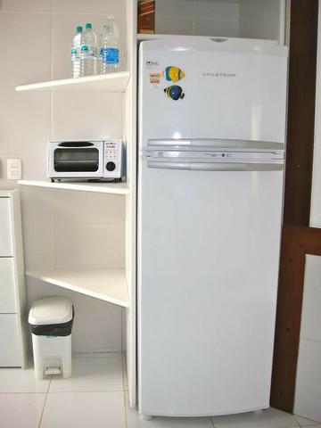 Apartamento Duplex Praia do Forte 151m² 2 suítes 2 vagas, decorado mobiliado - Foto 10