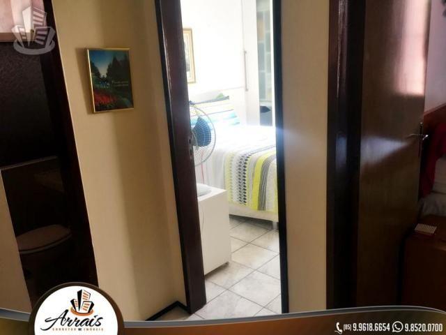 Apartamento residencial à venda, Vila União, Fortaleza. - Foto 5