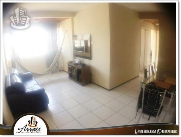 Apartamento residencial à venda, Benfica, Fortaleza. - Foto 8