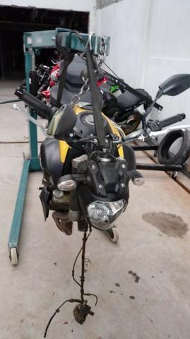 Moto P/ Retirada De Peças/sucata Yamaha Mt 07 Abs Ano 2017 - Foto 2