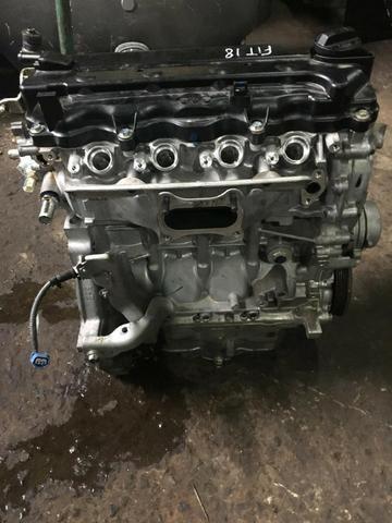 Motor parcial Honda Fit 1.5 2015 com nota