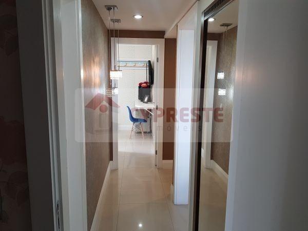 Apartamento à venda com 4 dormitórios em Praia da costa, Vila velha cod:10746 - Foto 8