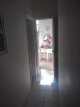 Apartamento 1 quarto Suíte Dependência de Empregada (Planta grande) Copacabana Andar Alto - Foto 6
