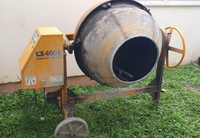 Aluguel e diárias de Betoneira de 400 litros Locação!! - Foto 3