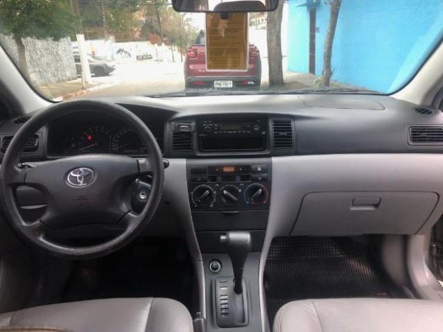 Toyota Corolla 1.6 Xli 16v - Foto 5