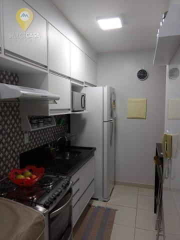 Lindo apartamento em morada de laranjeiras 2 quartos - Foto 8