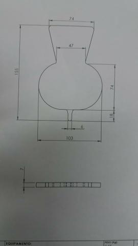 Aço 1008/1010 - recortes - Foto 6