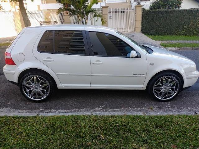 VW Golf 2.0 Lindo - Completo - Rodas Aro 20 - Super Oferta Boa Vista Automóveis - Foto 6