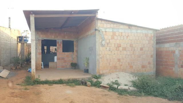 Casa 3 Qtos, Suite, Falta Acabamento, B. Morro da Cruz