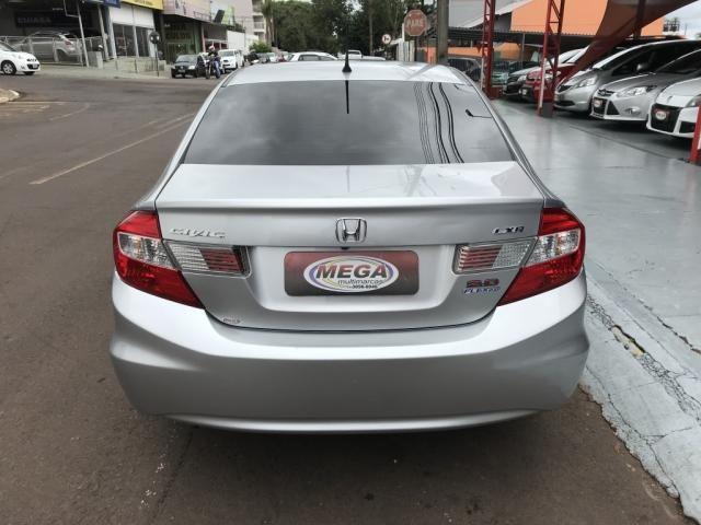 Honda civic sedan lxr 2.0 flexone 16v aut. 4p - Foto 10