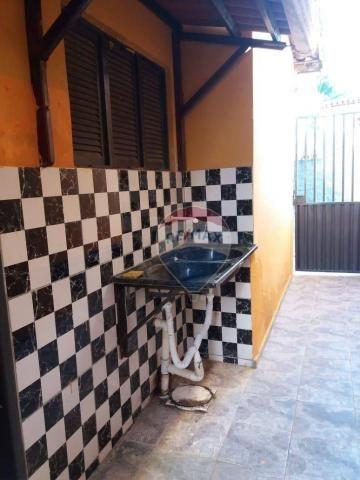 Casa com 2 dormitórios para alugar, 80 m² por r$ 500/mês - boa esperança - parnamirim/rn - Foto 9