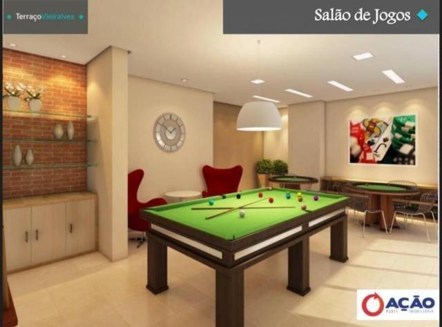 Apartamento à venda com 3 dormitórios em Nossa senhora das graças, Manaus cod:AP596VRAQ - Foto 12