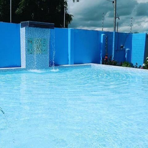 Restaurante/bar mobiliado + Balneário (piscinas) + Casa ampla (~15 cômodos) - Foto 2