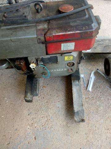 Motor yanmar Y22 com gerador de 4 kva - Foto 2