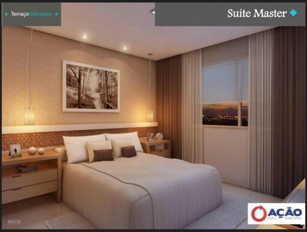 Apartamento à venda com 3 dormitórios em Nossa senhora das graças, Manaus cod:AP596VRAQ - Foto 16