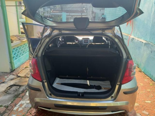 Honda Fit 1.4 Cinza Flex - Oportunidade - Foto 9