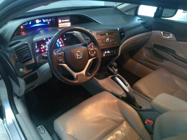 Honda Civic LXR AT 14/15 - Foto 10