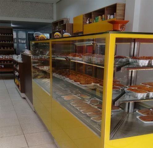 Montagem de lanchonete, vitrines refrigeradas e estufas.Projeto/vendas - Foto 4