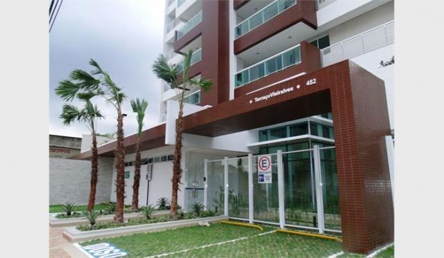 Apartamento à venda com 3 dormitórios em Nossa senhora das graças, Manaus cod:AP596VRAQ - Foto 2