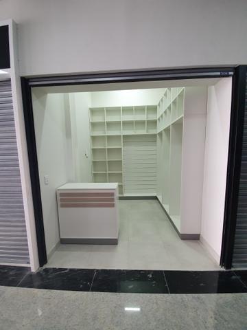Vendo ou Alugo Loja Shopping Gallo 7,8m2 Mobiliada - Urgente - Foto 7