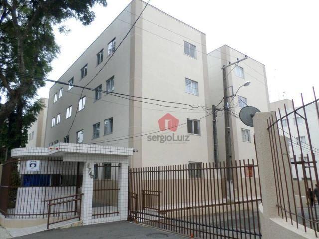 Apartamento com 02 dormitórios para locação no bairro Capão Raso - Curitiba/PR