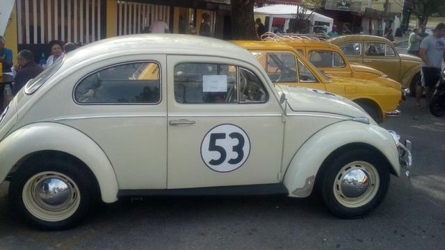 Fusca Herbie - ano 1966 - doc ok - Foto 4
