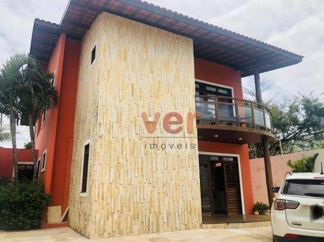 Casa com 5 dormitórios à venda, 330 m² por R$ 750.000 - Edson Queiroz - Fortaleza/CE - Foto 17