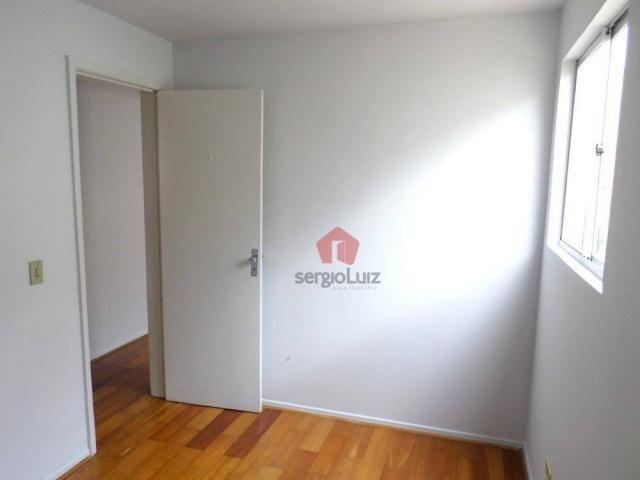 Apartamento com 02 dormitórios para locação no bairro Capão Raso - Curitiba/PR - Foto 6