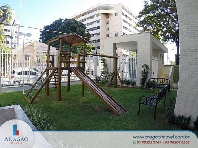 Apartamento com 3 dormitórios à venda, 121 m² por r$ 800.000,00 - aldeota - fortaleza/ce - Foto 18