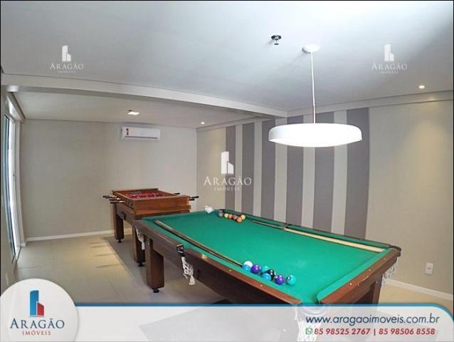Apartamento com 3 suítes à venda, 94 m² por r$ 780.000 - aldeota (repasse de particular) - Foto 17