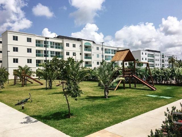 Palm Village mobiliado em Porto de Galinhas, 3 quartos (1 suíte) - APM - Foto 2
