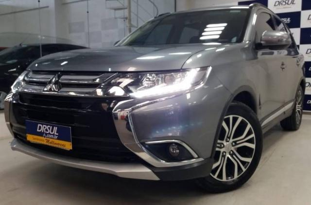Mitsubishi Outlander 2.0 CVT 4P