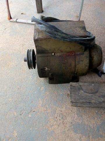 Motor yanmar Y22 com gerador de 4 kva - Foto 4