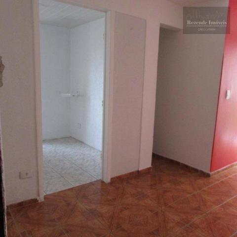F-AP1473 Excelente Apartamento com 2 dormitórios à venda, 40 m² por R$ 98.000 - Fazendinha - Foto 5