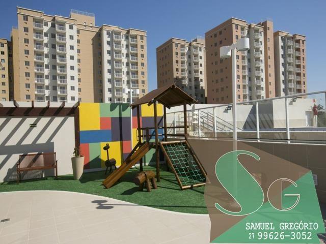 SAM - 04 - Condomínio Via Sol - 48m² - Entrada em até 48x - Serra, ES - Foto 2