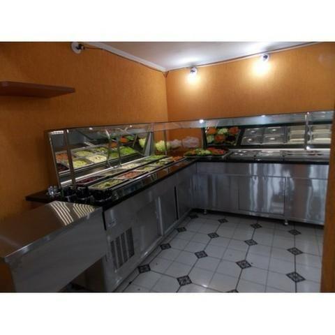 Self service, balcões, banho Maria e montagem de restaurante - Foto 2