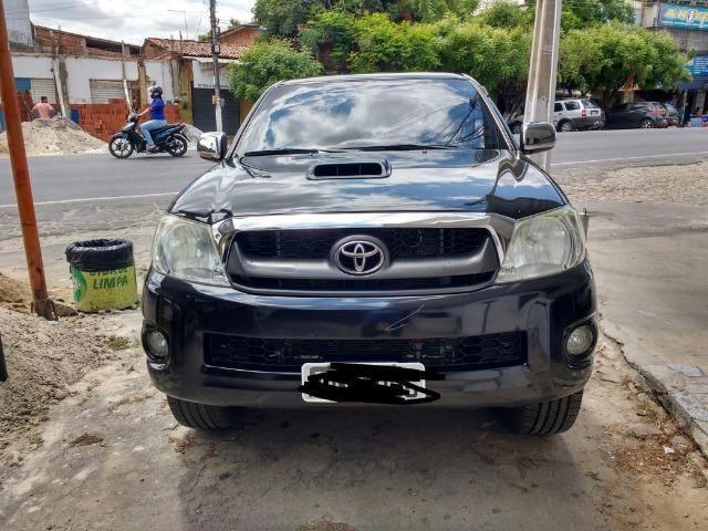 Toyota Hilux SRV 2009 automática R$ 78.000!!