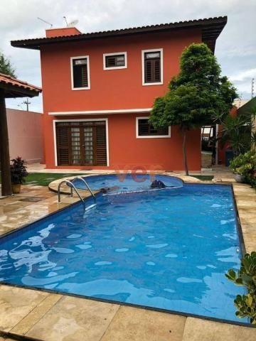 Casa com 5 dormitórios à venda, 330 m² por R$ 750.000 - Edson Queiroz - Fortaleza/CE