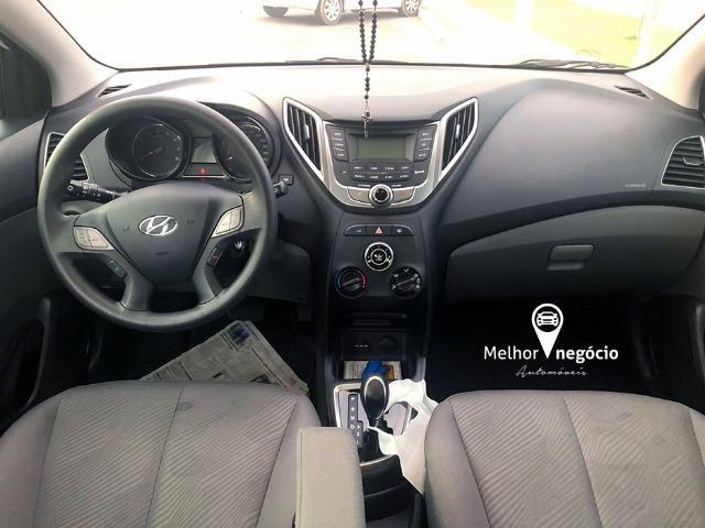 Hyundai HB20 Sedan Comf. Plus 1.6 Flex Aut. Branco - Foto 11